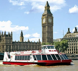 City Cruises One Way Pass London Breaks