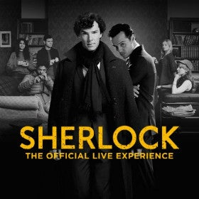 Sherlock - The Game Is Now