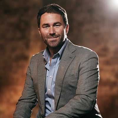 A Live Stream with Eddie Hearn