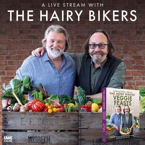 A Live Stream with The Hairy Bikers