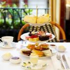 Afternoon Tea at Boulevard Brasserie