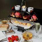 Afternoon Tea at Ambassadors Bloomsbury Number Twelve Restaurant