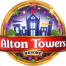 Alton Towers One Day Entry Peak