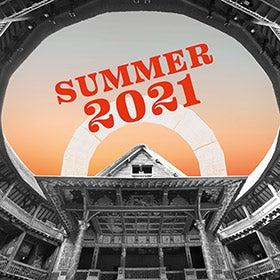 Audience Choice - Shakespeare's Globe 2021 Season