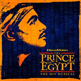 The Prince of Egypt (until 4th September 2021)