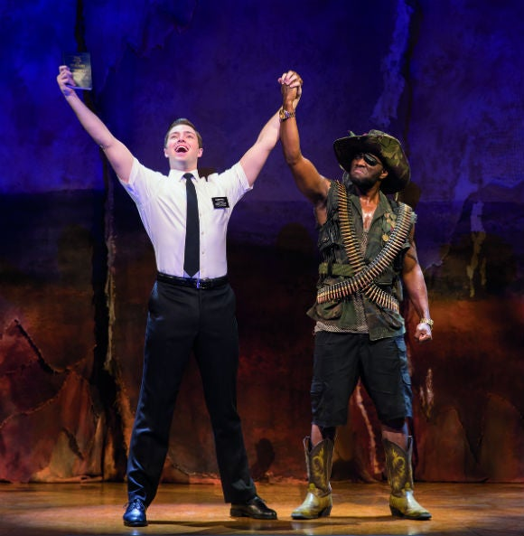 The Book of Mormon 5