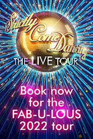 Strictly Come Dancing The Live Tour 2022 - Nottingham
