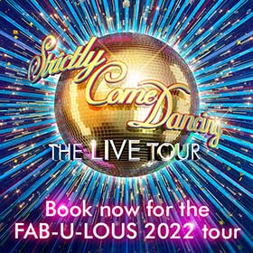 Strictly Come Dancing The Live Tour 2019