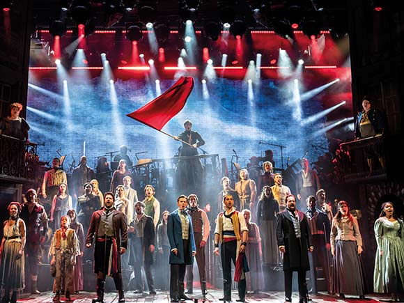 Les Miserables- The Staged Concert