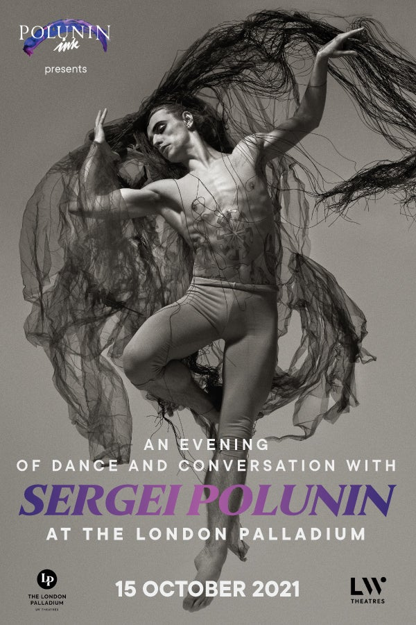 An Evening Of Dance and Conversation with Sergei Polunin