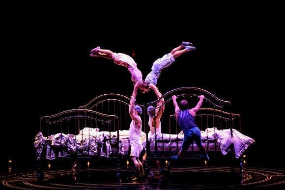 Cirque du Soleil 3