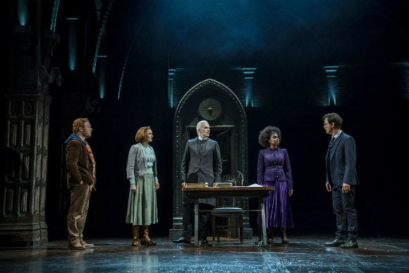 Harry Potter and the Cursed Child Parts One & Two