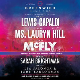 Greenwich Music Time - Ms. Lauryn Hill