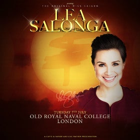 Lea Salonga - Greenwich Music Time