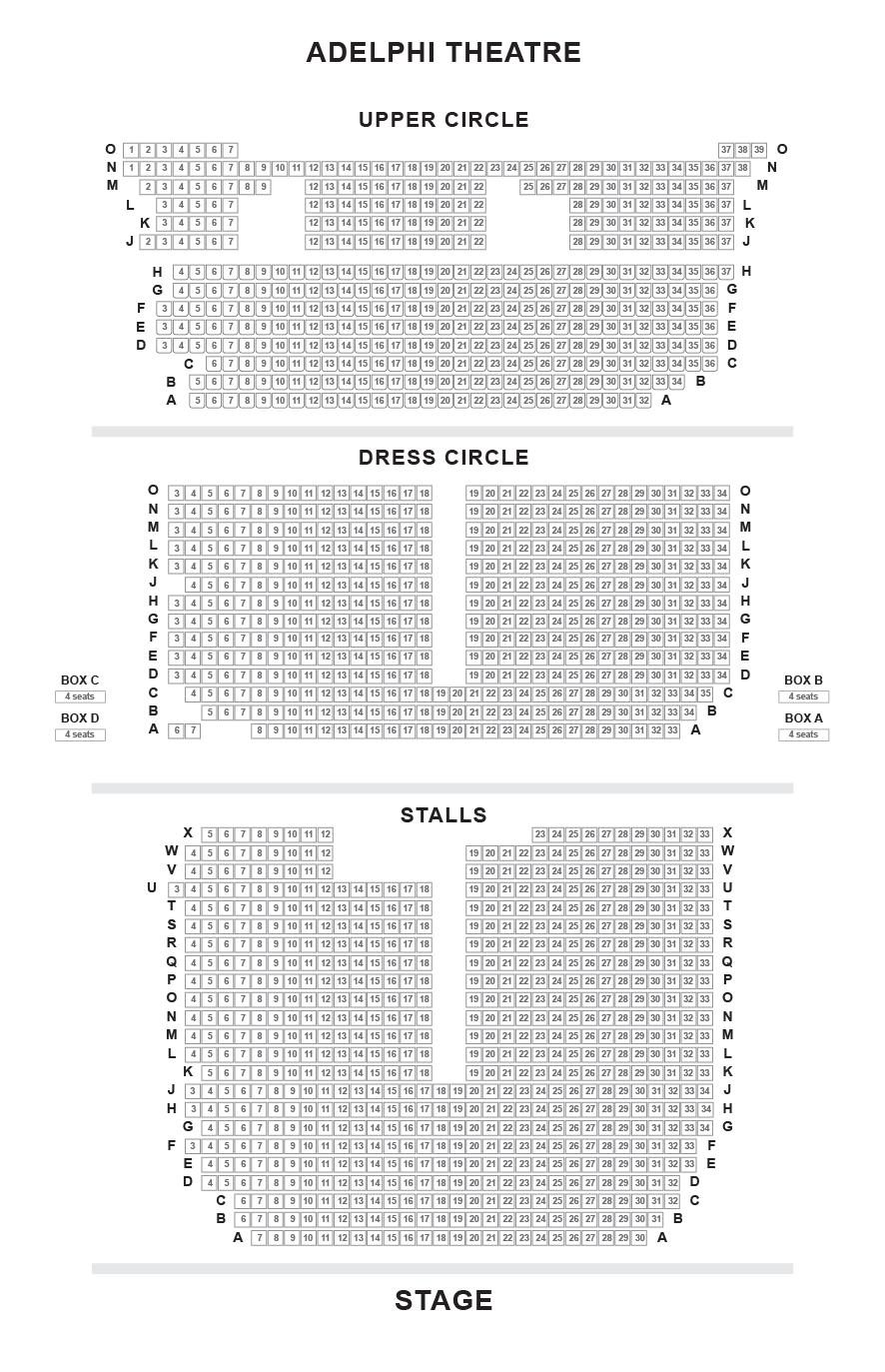 DO NOT USE Seating Plan