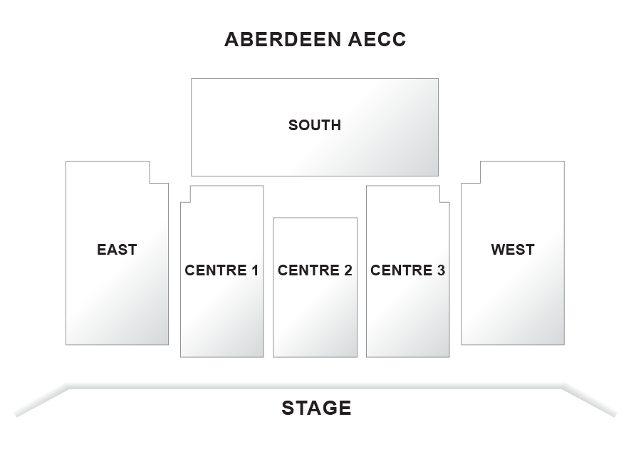 BHGE Aberdeen Arena Seating Plan