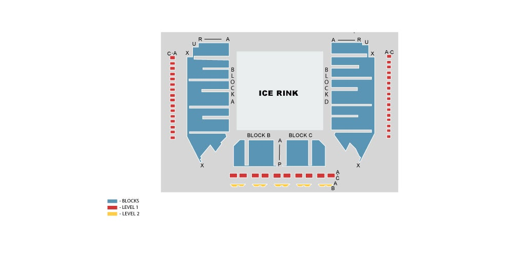 Cardiff Motorpoint Arena Seating Plan
